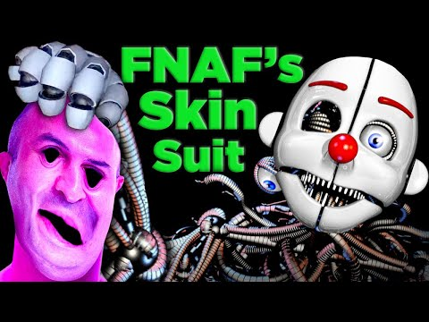fnaf was right ennard 39 s bodysuit actually works the