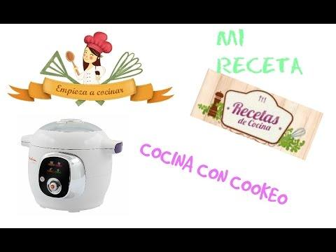 RECETA CON MOULINEX COOKEO I ARROZ DELICIAS DE POLLO