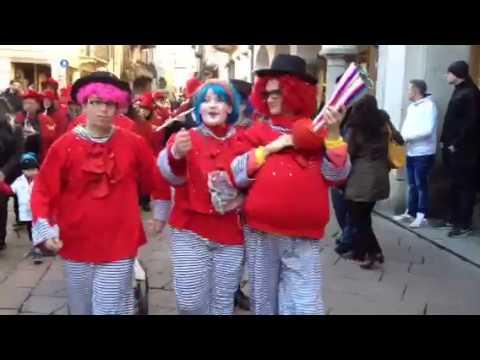 Inizia il Carnevale Bosino 2013