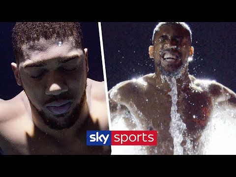Anthony Joshua | The first time was so nice, he had to do it twice! 👑
