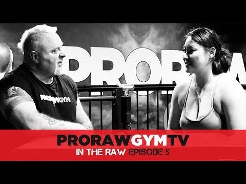 PRGTV   In the Raw   Episode 5   Ft. Yan Fei Zhao