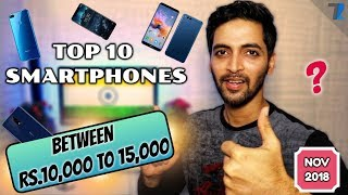 Top 10 Smartphones Between Rs 10,000 To Rs 15,000 | LE TO KAUNSA LE??