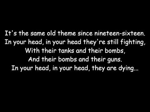 The Cranberries - Zombie (lyrics)