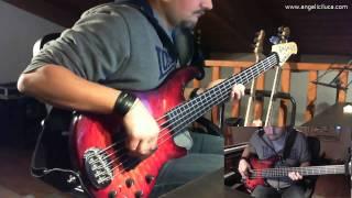 Bella - Jovanotti - Bass Cover (Ita)