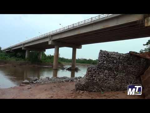 Situação da Ponte Benedito Leite