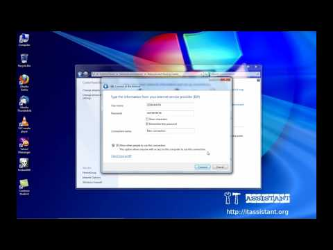 Configurare Conexiune PPPoE Pe Windows 7 Mp3