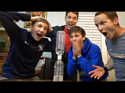 Water Bottle Flip Challenge 2 | That's Amazing