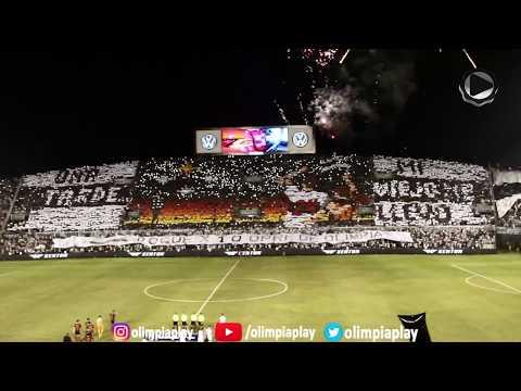 """""""Así fue el recibimiento para el Olimpia campeón apertura 2018"""" Barra: La Barra 79 • Club: Olimpia • País: Paraguay"""
