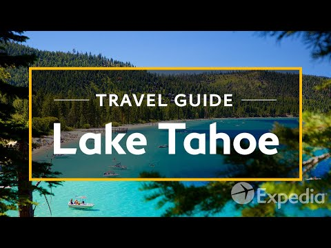 Lake Tahoe Vacation Travel Guide | Expedia (4K)