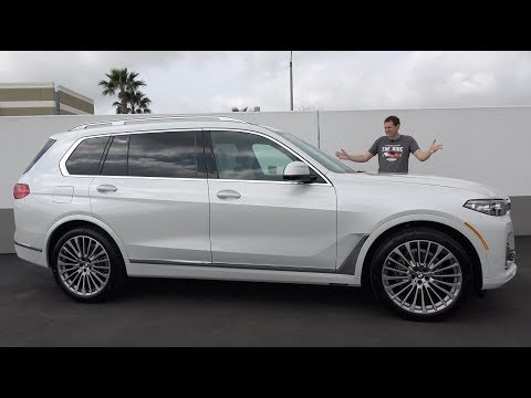 External Review Video m1fNZSYXNaw for BMW X7 SUV (G07)