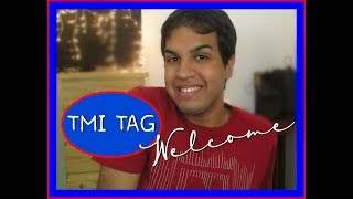 Welcome To My English Channel!   TMI TAG   It's Luciano