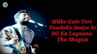 LYRICS: Raanjhana Song    Arijit Singh - YouTube