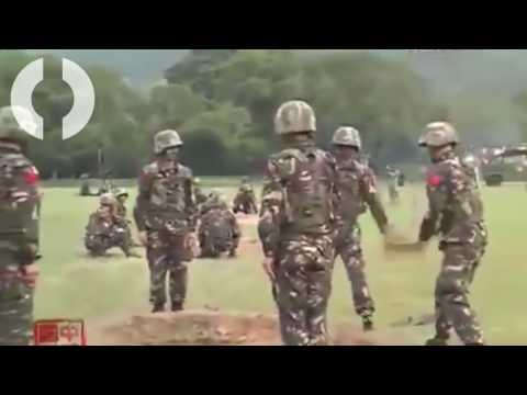 5 Addestramenti ASSURDI Dei Soldati Nell'Esercito
