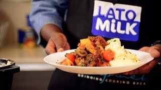 Kienyeji Chicken and Creamy Mashed Potatoes Recipe