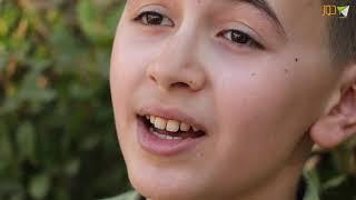 طفل من جنين يطمح للمشاركة في المسابقات الغنائية الدولية