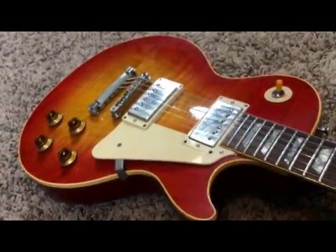 1981 gibson leo's les paul prehistoric reissue flame top reverb  1981 gibson les paul wiring harness