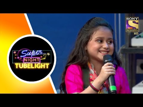 Kid's Press Conference with Salman Khan - Super Night with TUBELIGHT - 17th June
