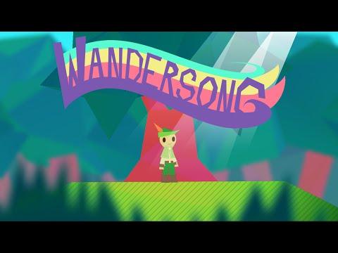 Wandersong Kickstarter Trailer! thumbnail