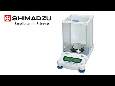 ATX-R Shimadzu Analytical Balance