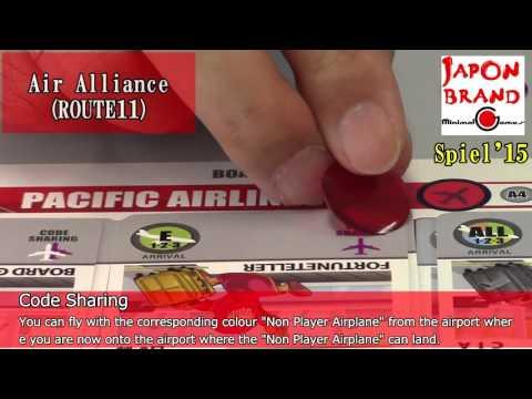 [Spiel'15] AirAlliance ROUTE11 [JaponBrand]