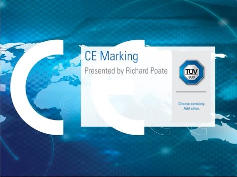 CE Marking - practical approach guide - YouTube