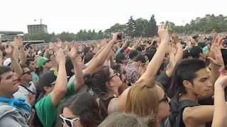 Tiro de Gracia - El juego Verdadero (Festival Frontera 2013)