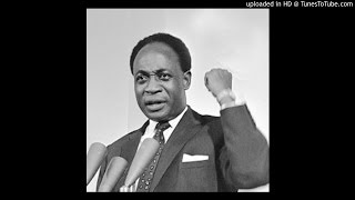 Kwame Nkrumah - Address at Conference of African Freedom Fighters - Accra