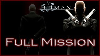 Hitman: Blood Money Walkthrough - The Murder Of Crows (Full Mission)