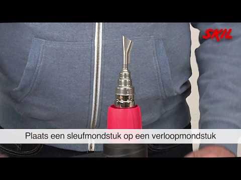 Hoe gebruik je een heteluchtpistool voor het lassen van PVC dekzeil?