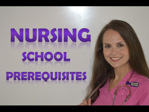 Nursing School Prerequisites | What are the Requirements for ...