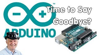#240 Time to Say Goodbye to Arduino and Go On to Micropython/ Adafruit Circuitpython?