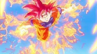 Goku VS Lord Beerus- Runnin [AMV]