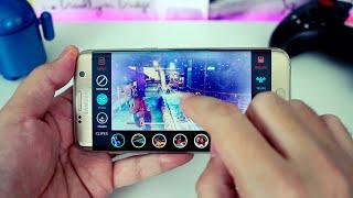 Como editar videos pelo celular para o Youtube | FilmoraGo - Editor de vídeo