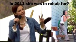 100% Proof Ashley Judd was high on Meth at the Women's March