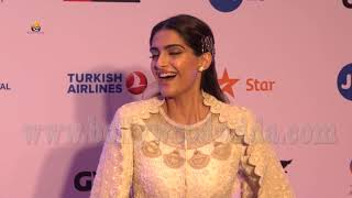 Sonam Kapoor At Jio Mami Film Festival 2017 Closing Ceremony