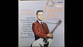 Geroge Jones - If My Heart Had Windows {LP}