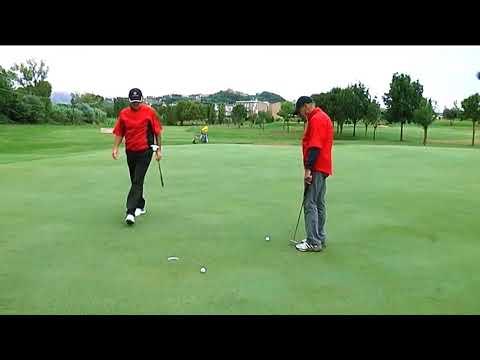 Per rilassarsi Zeman si dileta con il Golf