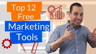 Best Free Marketing Tools For More Traffic & Sales (Online Business For Beginners)