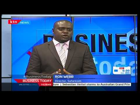 Business Today: M-Pesa celebrates 10 years anniversary -  28/3/2017