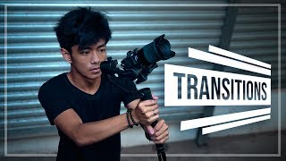 BEST VIDEO TRANSITIONS YOU SHOULD KNOW!