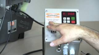 Part 2 - Eriez G Series Feeder Control Set Up