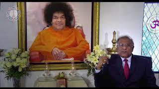 Προσφορά Αγάπης κι Ευγνωμοσύνης στον Μπαγκαβάν Σρι Σάτυα Σάι Μπάμπα