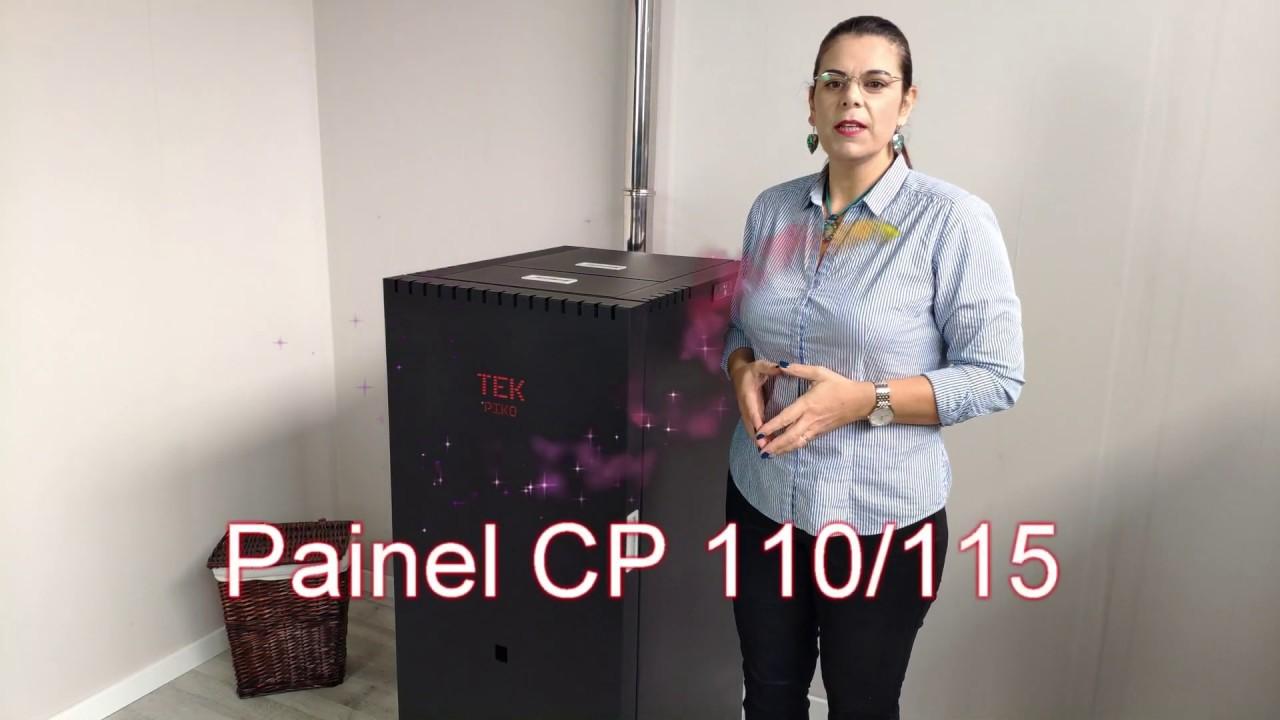 PainelCP110 Tiemme - Parte 1