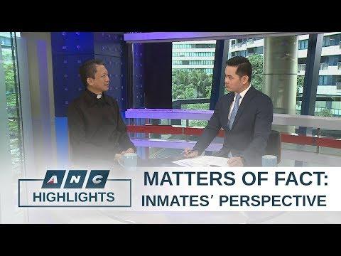 Behind the bars: Rehabilitation of Filipino inmates | Matters of Fact