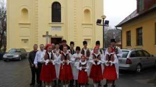 preview picture of video 'POZE ZESTREA BUDURESEI-GYULA,UNGARIA'