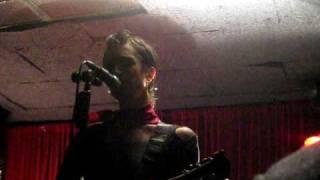 Jimmy Gnecco - Darling - live at Maxwell's 12-19-10  Hoboken, NJ