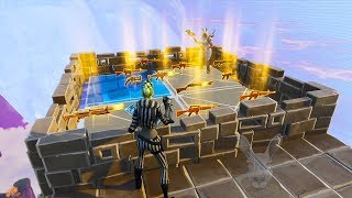 TOXIC Scammer Loses Rich Inventory (Scammer Gets Scammed) Fortnite Save The World