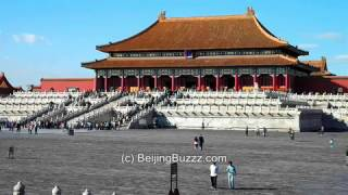 Video : China : The Forbidden City 紫禁城, BeiJing ~ seven scenes - video