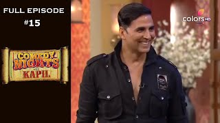 Comedy Nights with Kapil - Akshay Kumar and Imran Khan - 10th August 2013 - Full Episode