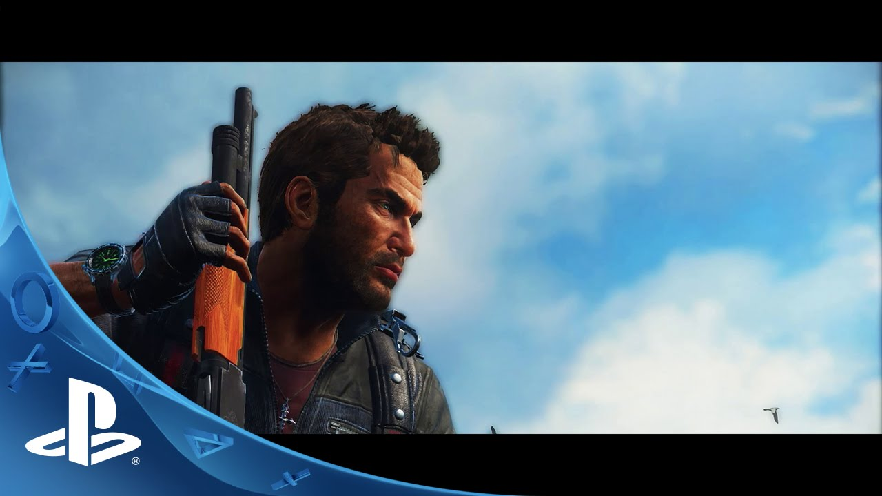 First Just Cause 3 Gameplay Trailer Revealed